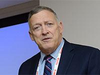 גרי נורת', סגן נשיא לקוחות בלוקהיד מרטין. לשעבר טייס קרב בחיל האוויר האמריקאי / צילום: איל יצהר, גלובס