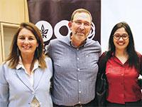 דנה קורש, ניברוטי ראיי, גדי אריאב וענת ברנשטיין־רייך / צילום: עומר לוי