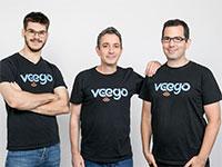מייסדיי ויגו מימין לשמאל רפאל כספי, אמיר קוטלר, דניס סירוב / צילום: ויגו
