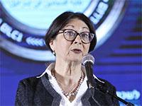נשיאת העליון, אסתר חיות, בכנס לשכת עורכי הדין / צילום: ליאב פלד