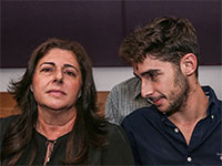 ליאור ואיריס אלוביץ / צילום: כדיה לוי