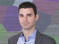 """ניר ליבנה, מנכ""""ל חברת אקוולום / צילום: אייל מרילוס"""