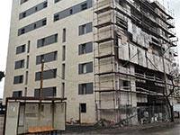 """פרויקט תמ""""א 38. בעלי הדירות חיפשו הזדמנות כלכלית טובה יותר / צילום: אייל פישר"""
