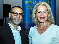 ערן יעקב ואיריס שטרק / צילום: שלומי יוסף