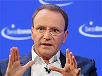 """מנכ""""ל קבוצת נסטלה העולמית, מארק שניידר / צילום: REUTERS/Arnd Wiegmann"""
