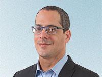 """מנכ""""ל ומייסד משותף בחברת Cylus, עמיר לוינטל / צילום: Cylus"""