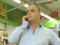 "אייל רביד, בעלי ויקטורי / צילום: יח""צ"
