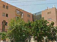 """בנין בשכונה ד', באר שבע / צילום: יח""""צ,"""
