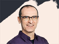 """אלכס פרנקל, מנהל חברת הבלוקצ'יין Kin  / צילום: יח""""צ"""