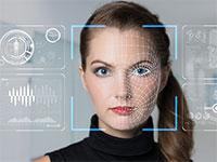 מערכת לזיהוי פנים אלקטרוני / צילום: shutterstock, שאטרסטוק