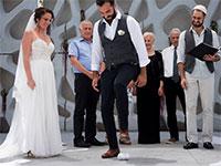 """מתוך """"חתונה ממבט ראשון""""  / צילום: יח""""צ"""