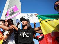 מחאת יוצאי אתיופיה / צילום: שלומי יוסף