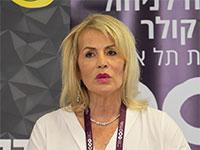 """נשיאת לשכת רוה""""ח איריס שטרק, כנס רואי חשבון / צילום: כדיה לוי"""