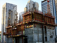"""אתר בנייה בראשל""""צ / צילום: shutterstock, שאטרסטוק"""