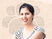 """נילי גולץ, מייסדת קהילת """"הכלות של MyDay"""" / צילום: יח""""צ"""