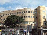 """בניין המשרדים ברחוב פינסקר פינת אלנבי, תל אביב / צילום: יח""""צ"""