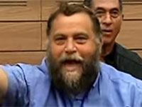 בנצי גופשטיין  / צילום: ערוץ הכנסת