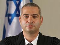 השופט אבנון / צילום: דוברות הרשות השופטת