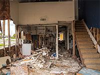 בית הרוס בפלורידה / צילום: shutterstock, שאטרסטוק