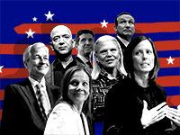 """181 מנהלים אמריקאים חותמים """"רווחים זה לא הכל"""" / צילום: רויטרס"""