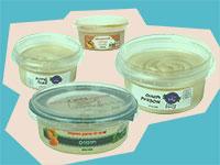 """המוצרים שיוצרו מחומר הגלם שחשוד בהימצאות סלמונלה / צילום: יח""""צ"""