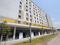 """המרכז המסחרי החדש בקריה האקדמית ת""""א־יפו / צילום: איל יצהר, גלובס"""