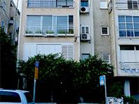 הבניין ברחוב ישעיהו 50 בתל אביב / צילום: איל יצהר, גלובס