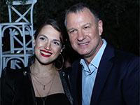אראל מרגלית ומרינה מקסימיליאן  / צילום: דרור סיתהכל ודניס קאפל
