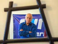 יגאל טמיר/ צילום: שלומי יוסף
