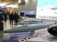 הטיל רוקסי/ צילום: דוברות רפאל