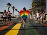 מצעד הגאווה בתל אביב ב-2018 / צילום: Corinna Kern, רויטרס