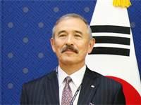 """הארי האריס, שגריר ארה""""ב לדרום קוריאה / צילום: היאו ראן, רויטרס"""