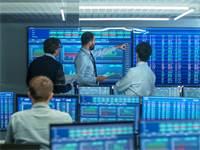 שוק תנודתי. המשקיעים חוששים מסיום מחזור העליות/צילום: Shutterstock/א.ס.א.פ קרייטיב