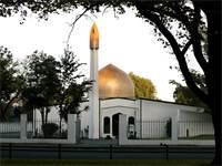אחד משני המסגדים בעיר קרייסטצ'רץ' / צילום: רויטרס