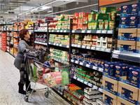 סופרמרקט בגרמניה / צילום: שאטרסטוק