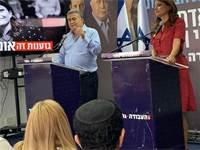 עמיר פרץ ואורלי לוי-אבקסיס / צילום: מטה מפלגת העבודה