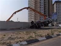 זירת התאונה בקריית מוצקין / צילום: איחד והצלה