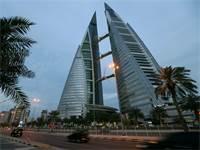 מרכז הסחר העולמי בבחריין / צילום: REUTERS/Hamad I Mohammed