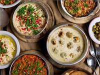 שישברק במסעדת עזבה / צילום: דרור עינב