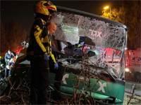 """אתר התאונה / צילום: מד""""א"""