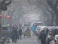 זיהום אוויר בעיר בייג'ינג, בסין / צילום: Jason Lee, רויטרס