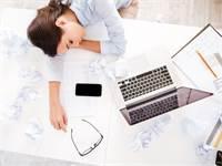 עובדת עייפה / צילום: Shutterstock