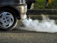 רכב מזהם / צילום: shutterstock