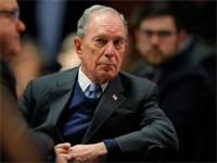 מייקל בלומברג / צילום: REUTERS/Brian Snyder