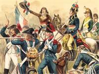 המהפכה הצרפתית / צילום: shutterstock, שאטרסטוק