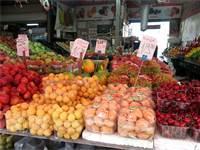 דוכן פירות/צילום:תמר מצפי