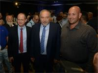 אביגדור ליברמן בכנס ישראל ביתנו / צילום: איל יצהר, גלובס