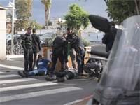 פעילי סביבה נעצרים / צילום: נועה פרי