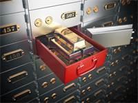 חדר כספות. הבנקים מצמצמים / צילום: shutterstock