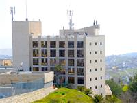 מבנה מלון דיפלומט בירושלים / צילום: איל יצהר